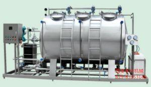 CIP清洗系統全套設備的材質均采用SUS304不銹鋼制作