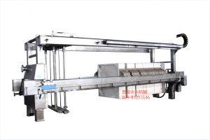 板框壓濾機是壹種可連續性過濾的設備
